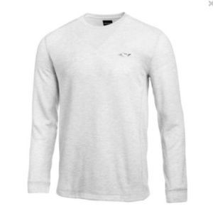 Greg Norman Thermal long sleeve Shirt light gray